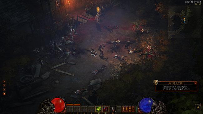 Diablo 3 часть 1: Упавшая Звезда
