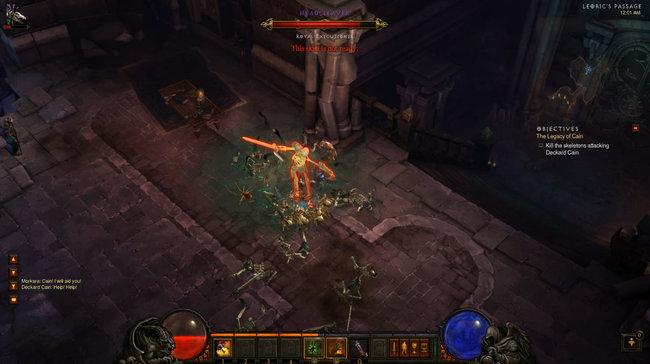 Прохождение Diablo 3 | Часть 10: Восстание Леорика