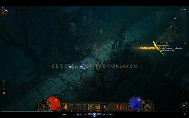 Прохождение Diablo 3 | Часть 12: Лесное Кладбище