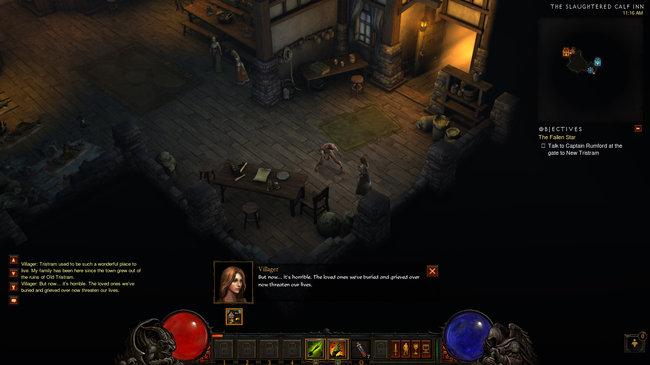 Прохождение Diablo 3 часть 2: Новый Тристрам
