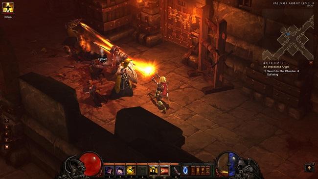 Прохождение Diablo 3 | Часть 20: Хазра Ден