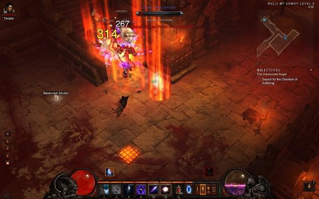Прохождение Diablo 3 | Часть 22: Затонувший Храм