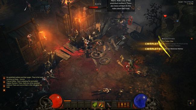 Прохождение Diablo 3 часть 2: Убить Wretched Mother