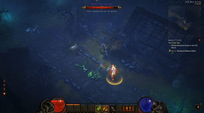 Прохождение Diablo 3 | Часть 4: Wretched Queen