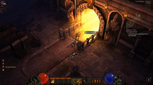 Прохождение Diablo 3 | Часть 9: Пассаж Леорика