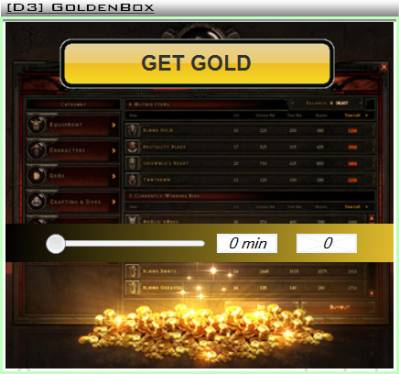 Скачать Чит на деньги для Diablo 3