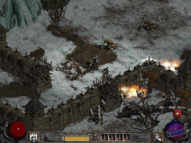 gameplay d2