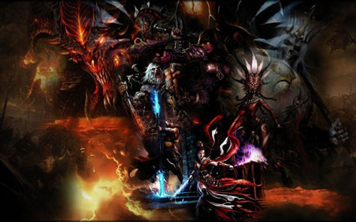 diablo 2 underworld скачать